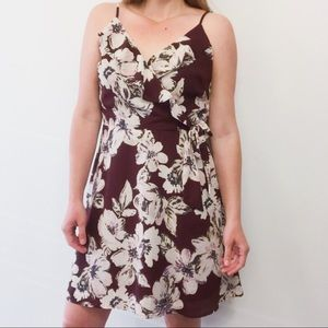 Collective Concepts Zoe Ruffle Dress